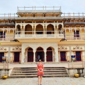 斋浦尔城市皇宫旅游景点攻略图