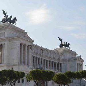 维托里安诺纪念堂旅游景点攻略图