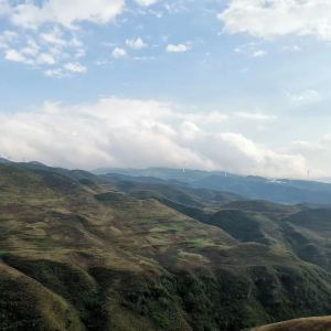 乌蒙大草原旅游景点攻略图
