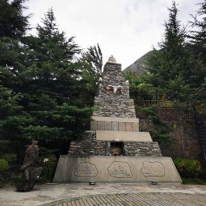 桃坪羌寨旅游景点攻略图