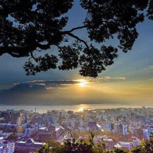 城山展望台旅游景点攻略图