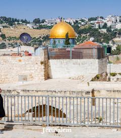 [耶路撒冷游记图片] 「流奶与蜜」的应许:耶路撒冷 Promised Land:Jerusalem(耶路撒冷6日深度游)