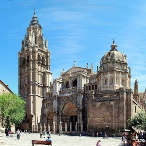 圣玛丽大教堂旅游景点攻略图