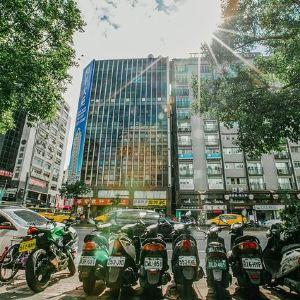 忠孝东路商圈旅游景点攻略图