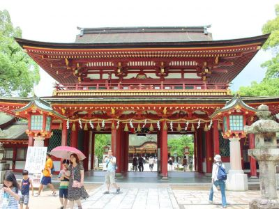 Dazaifu Tenmangū Shrine