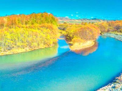 Arxan National Forest Park