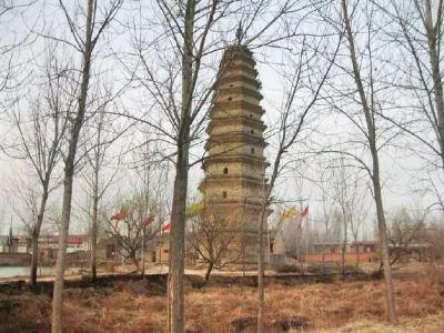 Linglong Pagoda