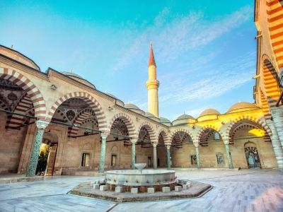 Three-Balcony Mosque