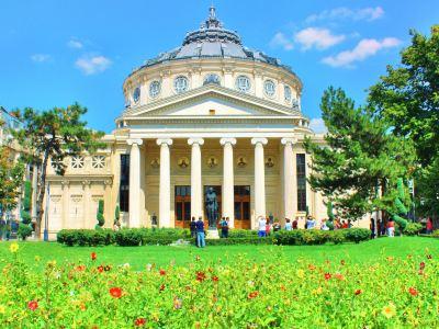 羅馬尼亞雅典娜神廟