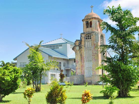 聖荷西教堂遺跡