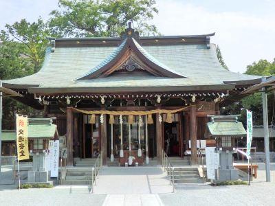 Kawashiri Shrine