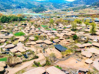 楽安邑城民族村