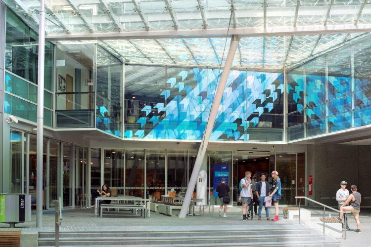 Auckland University of Technology(AUT CITY CAMPUS)