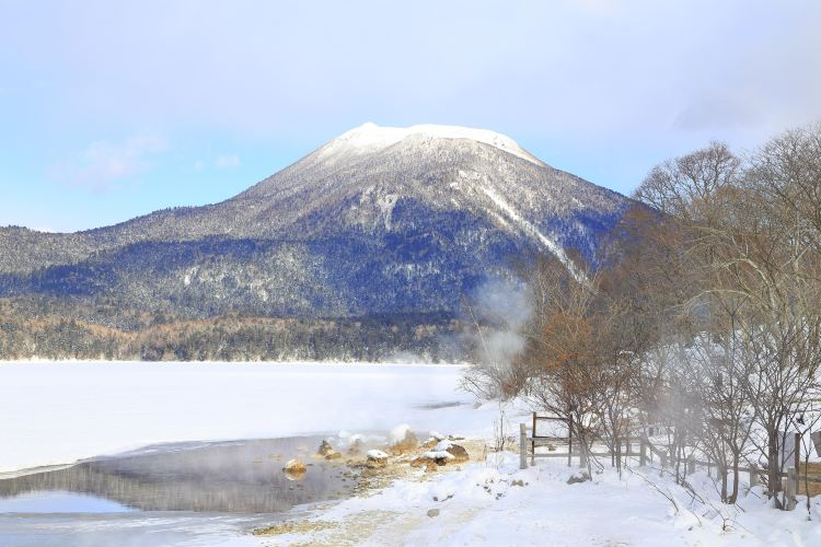 Akan Lake Hot Spring