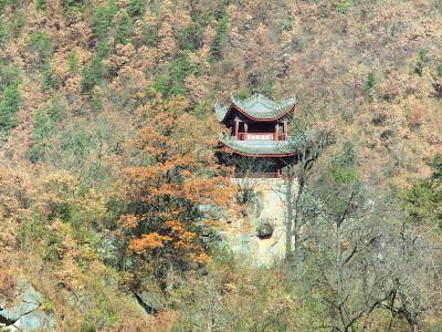 Zhang Liang Temple
