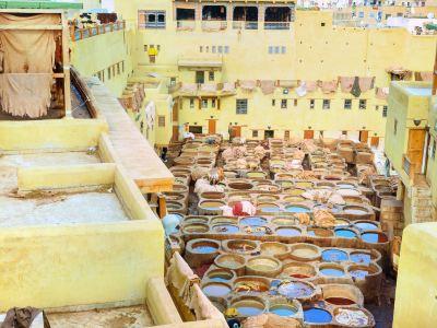 Chaouwara Tanneries