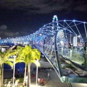 双螺旋桥旅游景点攻略图