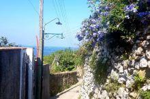 Capri岛上的流光溢彩