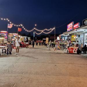 Cenang Night Market旅游景点攻略图