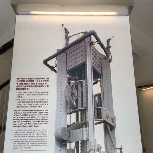 时间球塔旅游景点攻略图