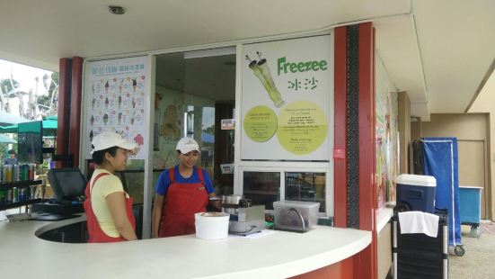 Cool Box Ice Cream Bar at Shangri-La's Tanjung Aru
