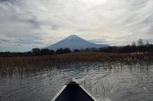 河口湖划艇