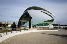 瓦伦西亚艺术科学城