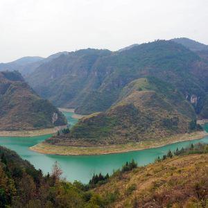 长潭岗景区旅游景点攻略图