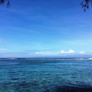 库克群岛游记图文-外公、外婆看世界系列--南太平洋岛国游之二(拥有全世界独一无二的泻湖和蓝珊瑚的库克群岛)
