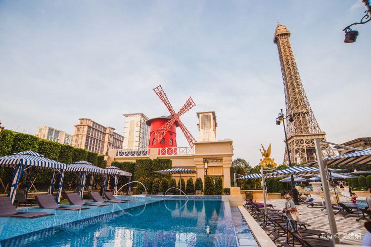 마카오 에펠탑3