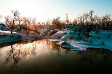 冬季旅游好去处:五大连池旅行亮点!