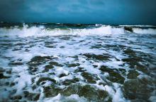 蓝天白云细沙大海