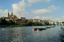 巴塞尔——瑞士、德国和法国的交界城市