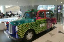老爷车 在香港机场内见到的老爷车