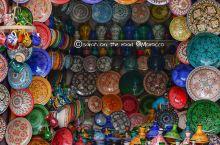 红色之城,马拉喀什,迷失在错综复杂的小巷