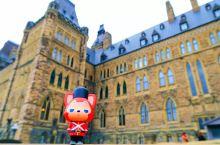 阿狸带你游 渥太华国会大厅