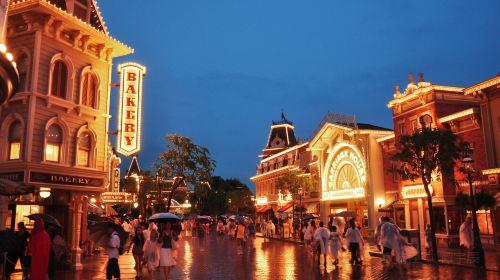 홍콩 디즈니랜드