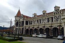 新西兰但尼丁火车站