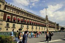 墨西哥纪行(3)--博物馆和国家宫殿