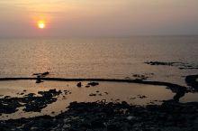 陽光 沙灘 海浪 花火節的澎湖