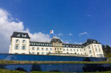 参观日内瓦国际红十字会总部展览馆