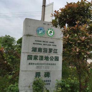 汨罗江旅游景点攻略图