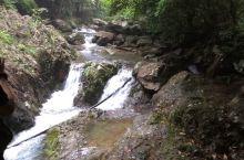 石门台九瀑十八坡