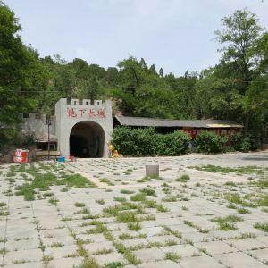 水母宫旅游景点攻略图