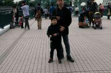 走访东京迪士尼 乐园太大了,如果没有合理安排时间,一天也玩不了几个项目