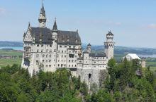 德国慕尼黑~新天鹅城堡