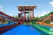 你在夏天的艳阳里汗流浃背,我在这12大水上乐园玩到透心凉!