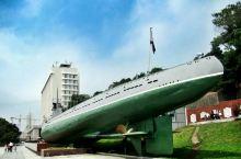 海参崴C-56潜水艇博物馆