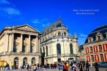 逛凡尔赛宫,欣赏法兰西的奢华宫殿
