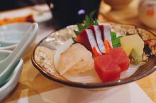 北九州之行,温泉民宿晚餐定食